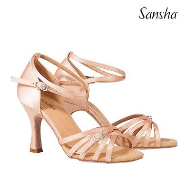 Sansha  buty taneczne ADRIANA BR33050S