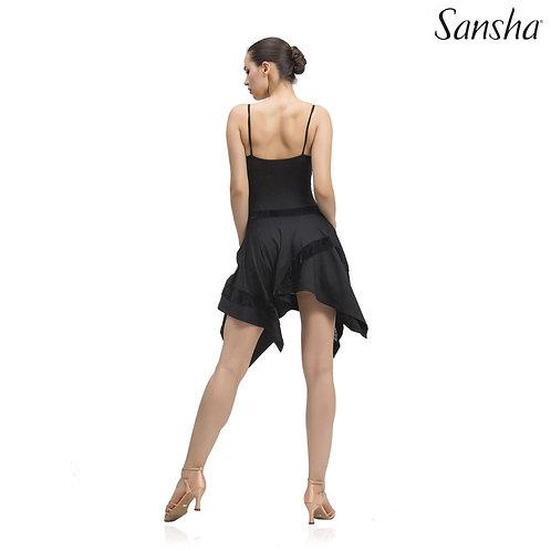 Sansha latino sukienka AMARO 53AG0003T