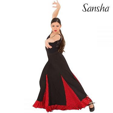 Sansha Flamenco JEREZ 55AG0014T spódnica