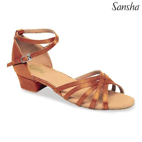 MARINA BK10056S Buty taneczne Sansha