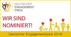 Space2groW ist nominiert für den Publikumspreis für den Deutschen Engagementpreis