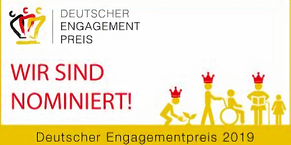 Space2groW beim 'Deutschen Engagementpreis'