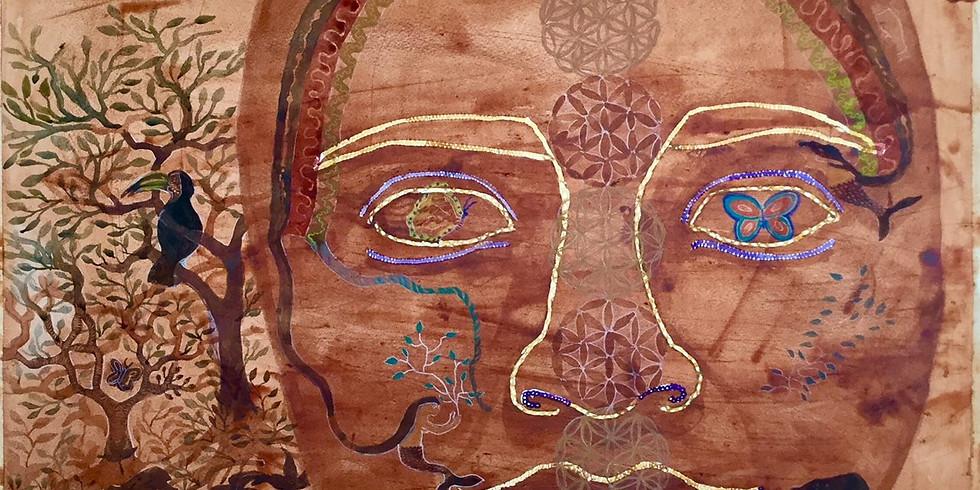 """EXHIBITION """"Mother Earth Body"""" Mit Werken der Künstlerin Patricia Orbegoso"""