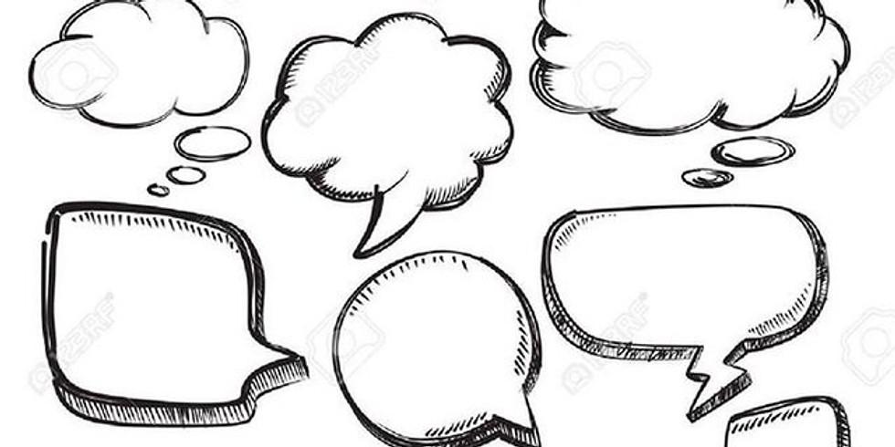 Reihe 'TOUCH BASE – intersektionale Perspektiven auf Politik'