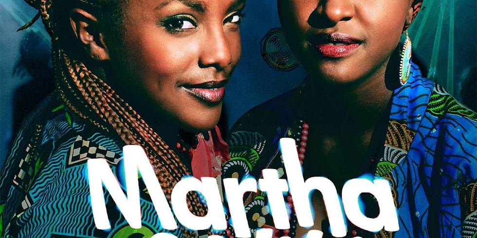 Film: Martha & Niki (Sweden, 2010, OmeU)