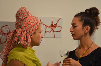 Frauen reden Kunst