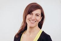 Niki Drakos, die Projektkoordinatorin
