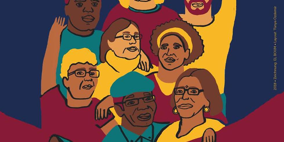"""SCREENING & DISKUSSION  """"Zusammen haben wir eine Chance"""" - zum internationalen Tag gegen Rassismus"""