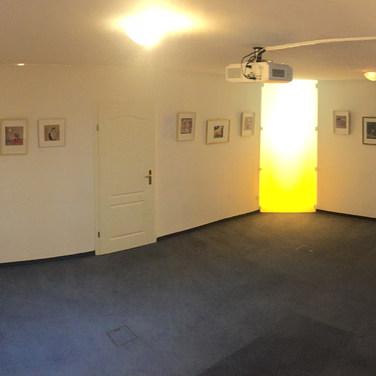 Der Veranstaltungsraum