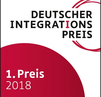 Space2groW gewinnt den 1.Platz des Deutschen Integrationspreis!