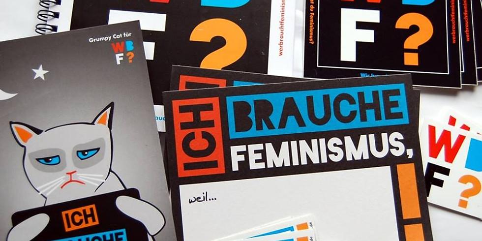 """""""Alte und neue Herausforderungen - Feminismen im Wandel"""""""