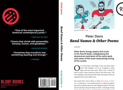 Bands Names & Other Poems // Review