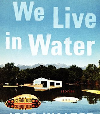 We Live In Water: Stories / Jess Walter