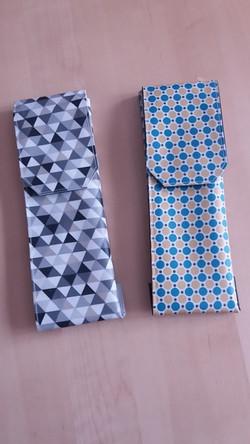 pochettes à couverts