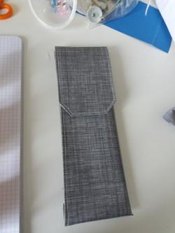 pochette à couvert modèle mixte