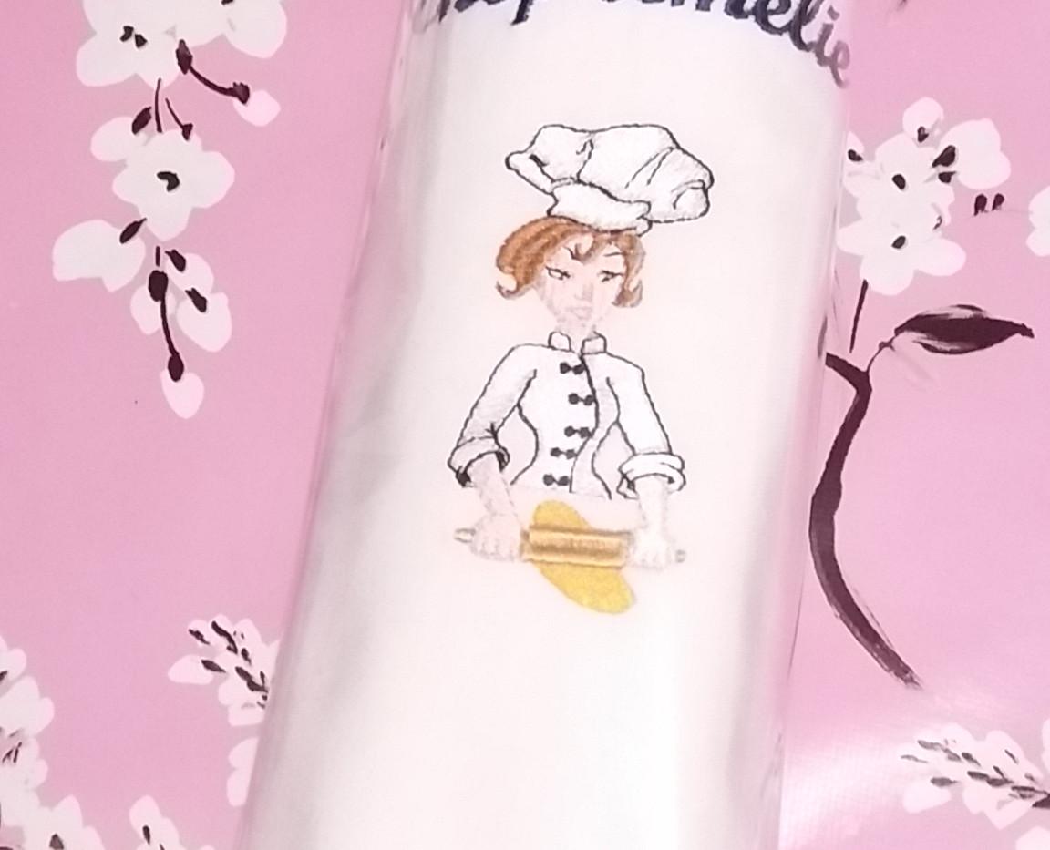 Tablier Chef Amélie