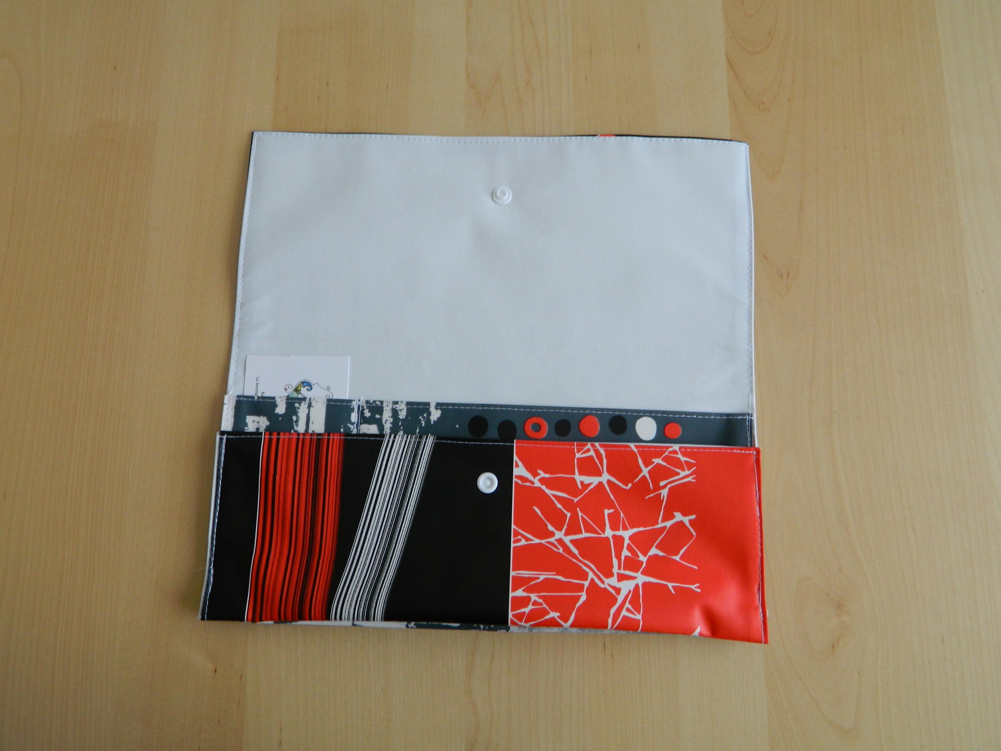 pochette porte-carte, papiers