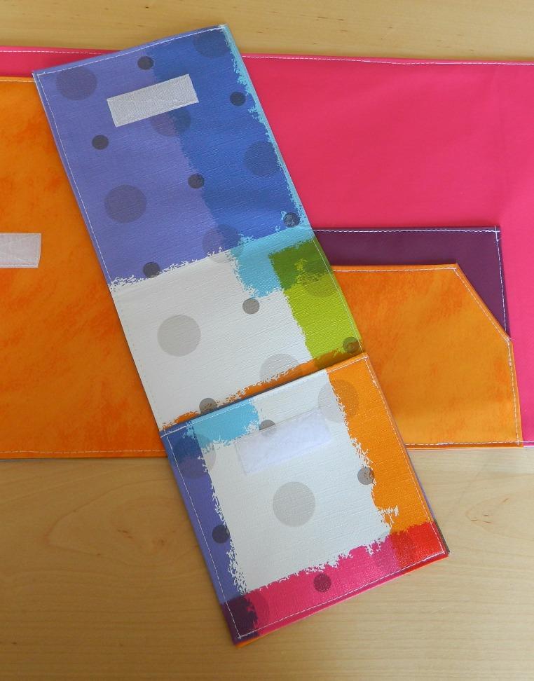 Pochettes à crayons ou feutres