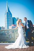Sweet James Events Nashville Wedding Planner pedestrian bridge batman building