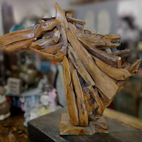 driftwood horse **IN STORE PICK UP ONLY**