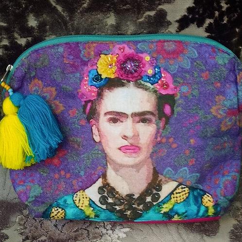 frida makeup bag