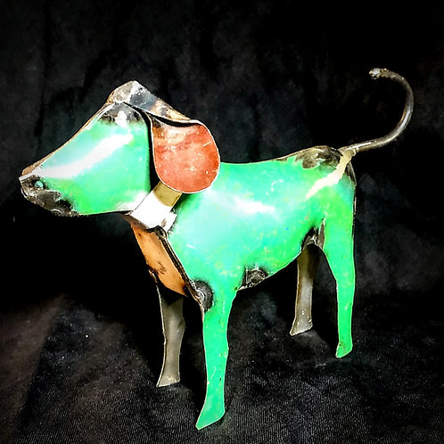 recycled doggy