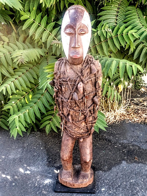 carved african art