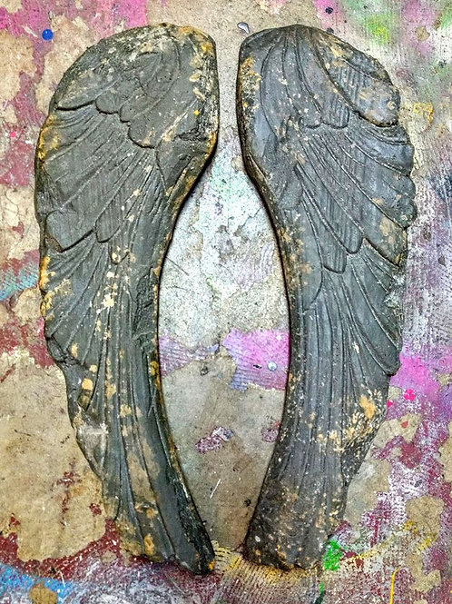 """plaster wings 25"""" high**IN STORE PICKUP ONLY**"""