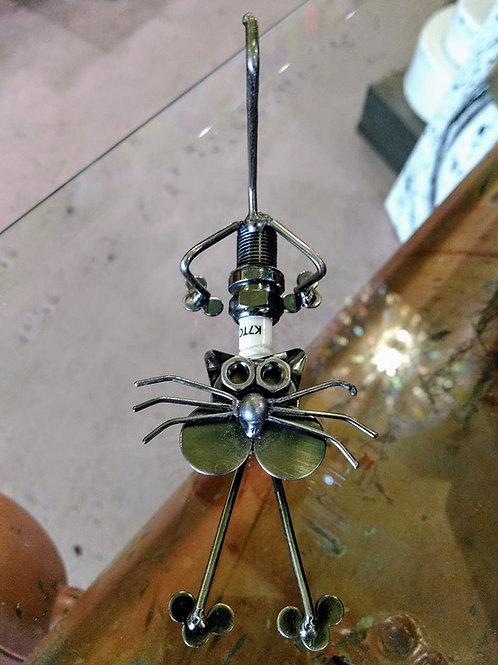 spark plug cat
