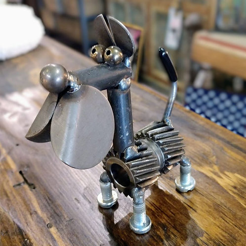 metal rover