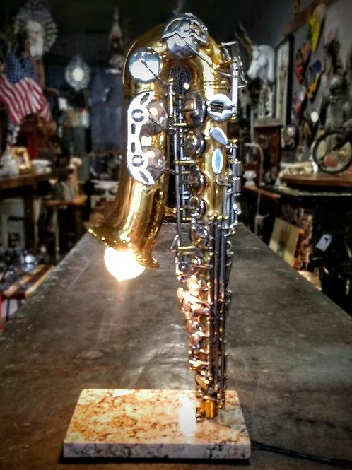 saxophone light