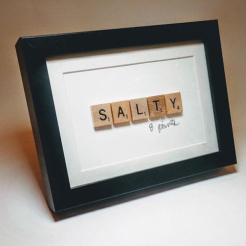 salty scrabble