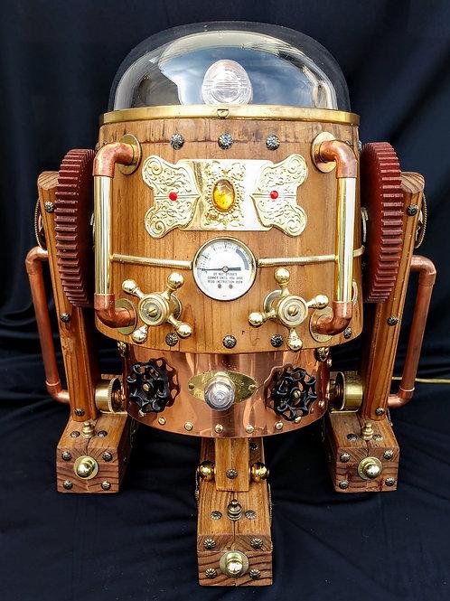 steampunk R2D2 lite
