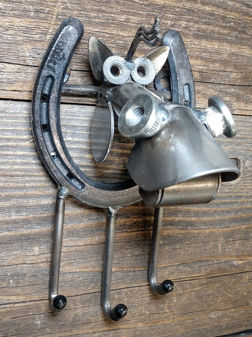 horse key ring