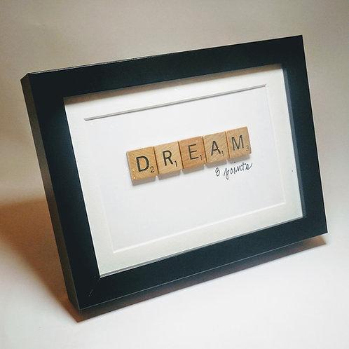 dream scrabble