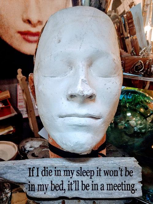 if i die in my sleep