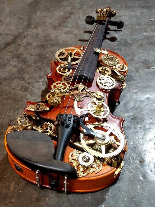 steampunk violin