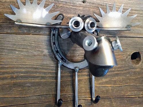 moose key chain holders