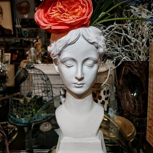 girl vase