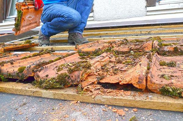 Roof repair Perth.