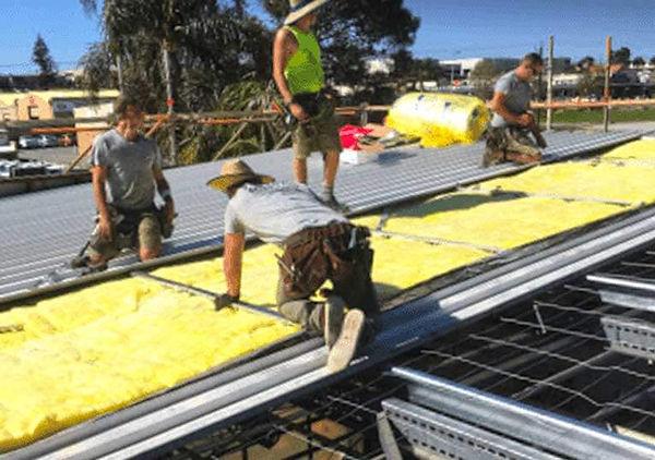 Roof insulation installation company Perth WA