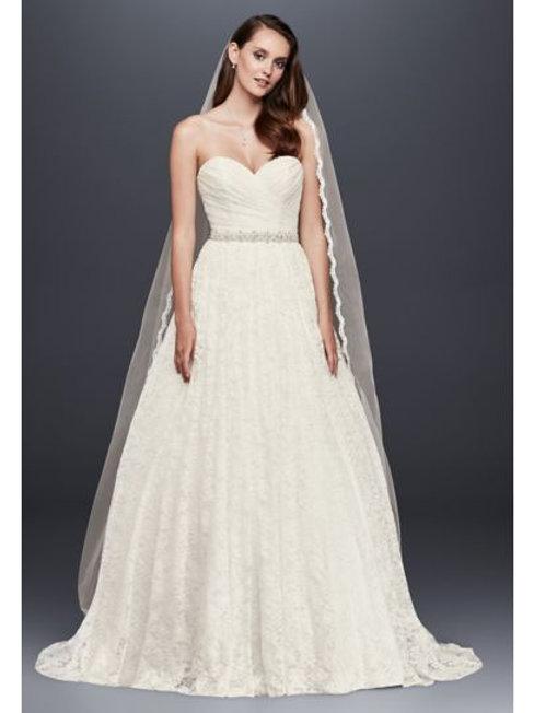 WG3829 David's Bridal