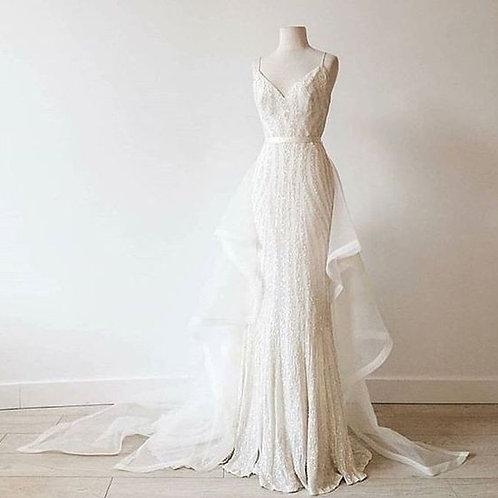 Diamond Overskirt by Karen Willis Holmes