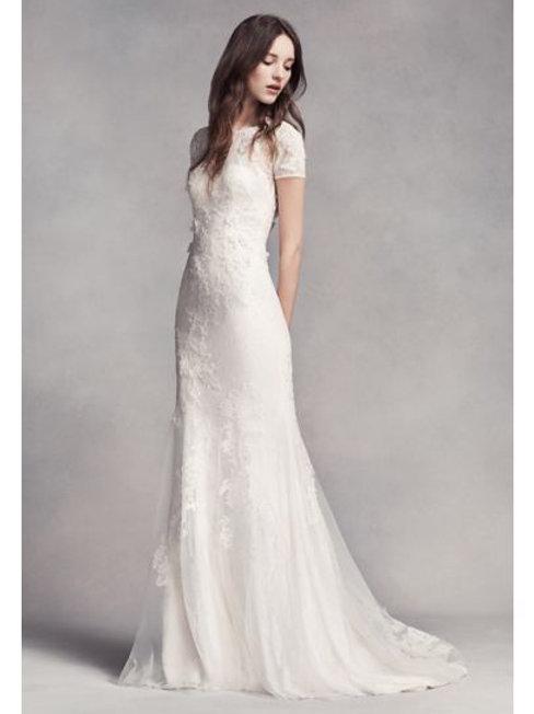 351312 Vera Wang White Collection