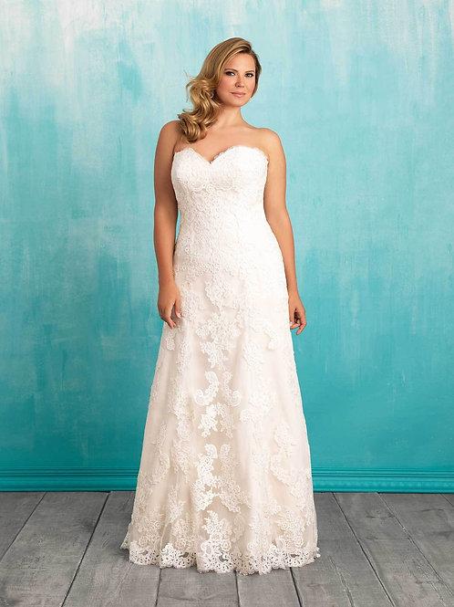 W370 Allure Bridal