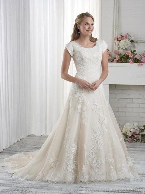 2126 Bonny Bridal Modest