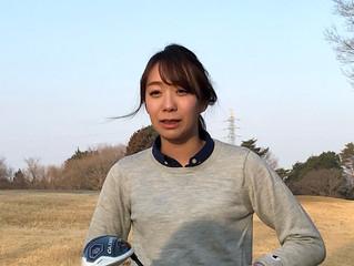 ゴルフ女子がスピードゴルフを体験!