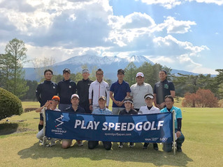 スピードゴルフ、中部地方初開催!