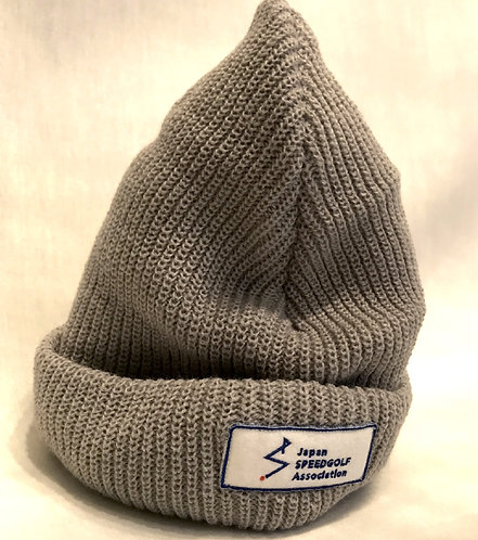 スピードゴルフニット帽