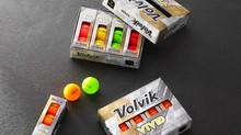 Volvik「VIVID」ボールがスピードゴルフ公認球に決定!